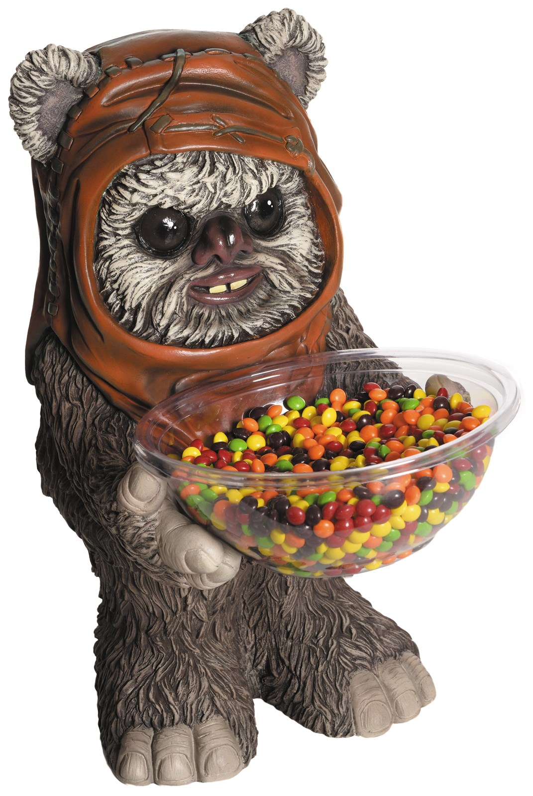 Star Wars Ewok Candy Bowl And Holder Buycostumes Com
