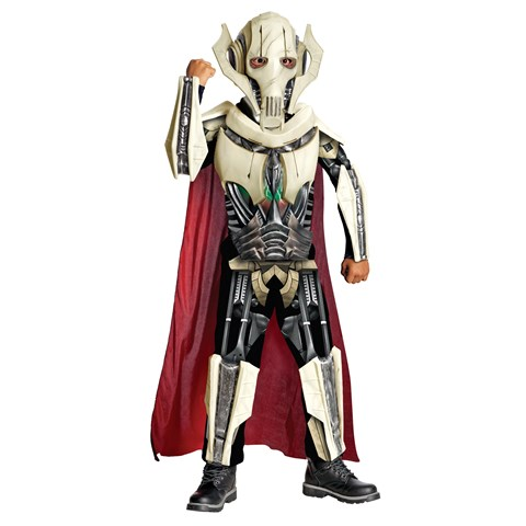 Star Wars - General Grievous Deluxe Child Costume