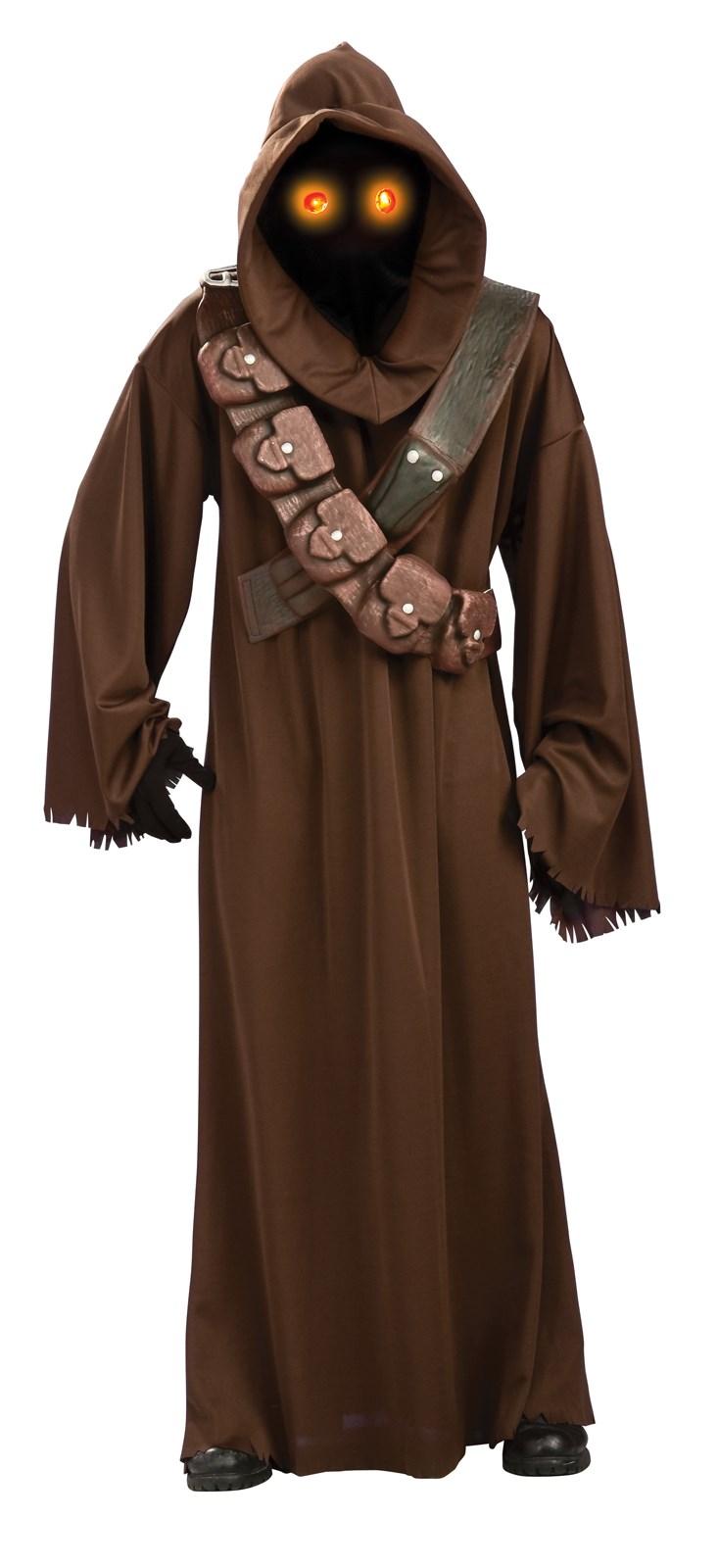 ... costume themes tv movies star wars star wars jawa adult costume
