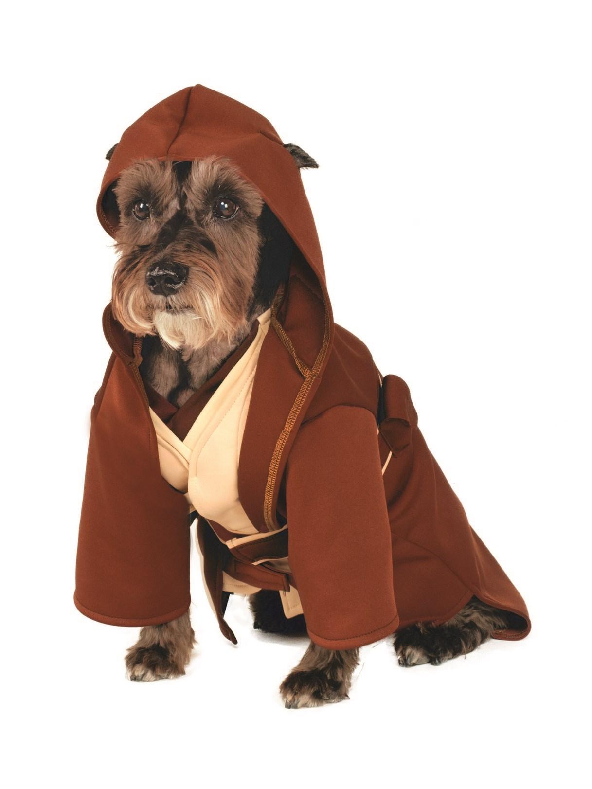Star Wars Jedi Robe Costume For Pets