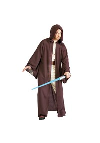Click Here to buy Star Wars - Jedi Robe Deluxe Adult Costume from BuyCostumes