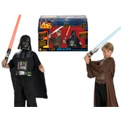 Star Wars Jedi vs Sith Kids Costume Set