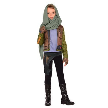 Star Wars Jyn Erso Deluxe Costume Top Set