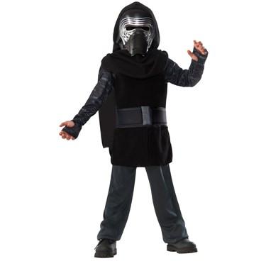 Star Wars Kylo Ren Deluxe Costume Top Set