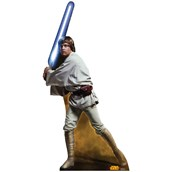 Star Wars Luke Skywalker Cardboard Stand Up 7.25'