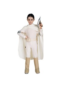 Click Here to buy Star Wars Padme Amidala Deluxe Kids Costume from BuyCostumes