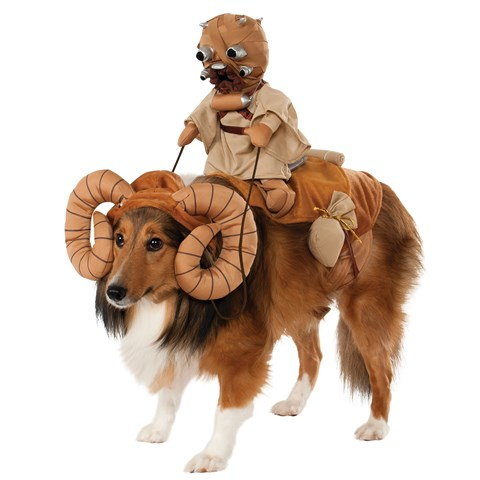 Star Wars Pet Bantha Rider Costume