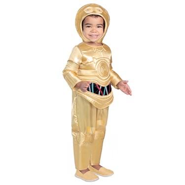 Star Wars Premium C-3PO Toddler Costume