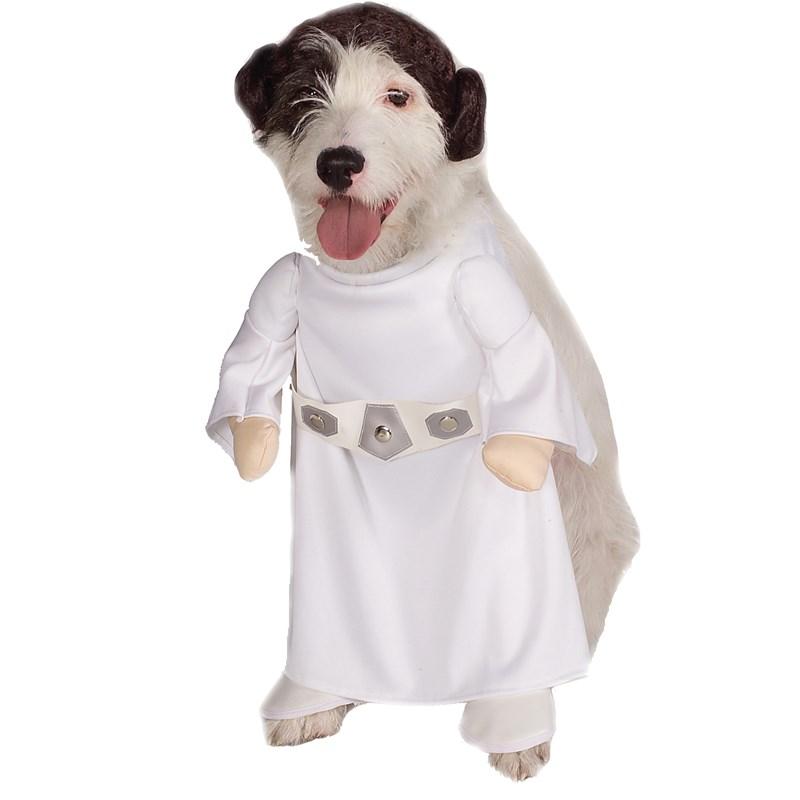 Star Wars Princess Leia Dog Costume