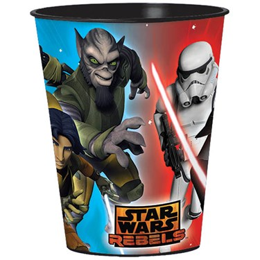 Star Wars Rebels 16 oz. Plastic Cup