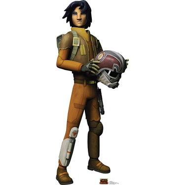 Star Wars Rebels Ezra Bridger Standup - 5' Tall