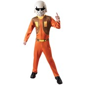 Star Wars Rebels Ezra Kids Costume Set