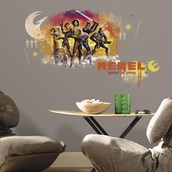 Star Wars Rebels Giant Wall Decals