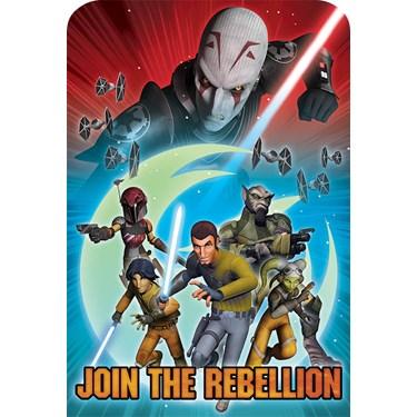 Star Wars Rebels Invitations (8)
