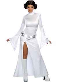 Click Here to buy Star Wars Sexy Princess Leia Adult Costume from BuyCostumes