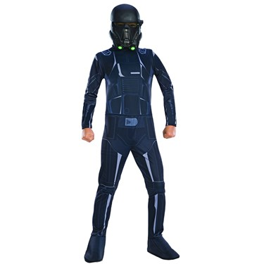 Star Wars - Shark/Death Trooper Deluxe Child Costume