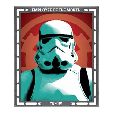 Star Wars Storm Trooper Sign