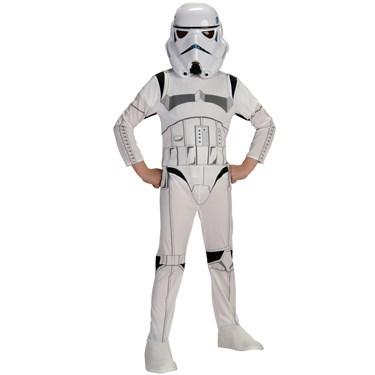 Star Wars Stormtrooper Boys Child Costume