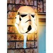 Star Wars Stormtrooper Front Porch Light Cover