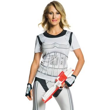 Star Wars Stormtrooper Rhinestone Adult Top