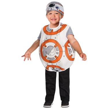 Star Wars: The Force Awakens - BB-8 Toddler Costume