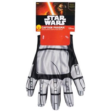 Star Wars:  The Force Awakens - Captain Phasma Kids Gloves