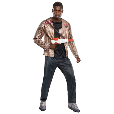 Star Wars:  The Force Awakens - Deluxe Finn Costume For Men