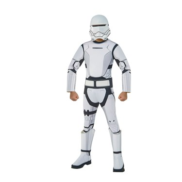 Star Wars the Force Awakens Flametrooper Deluxe Child Costume