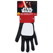 Star Wars:  The Force Awakens - Flametrooper Gloves For Boys