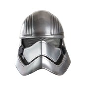 Star Wars:  The Force Awakens - Kids Captain Phasma Half Helmet