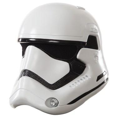 Star Wars:  The Force Awakens - Mens Stormtrooper Full Helmet