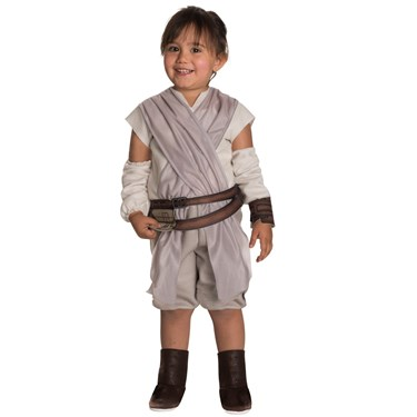 Star Wars: The Force Awakens - Rey Toddler Costume