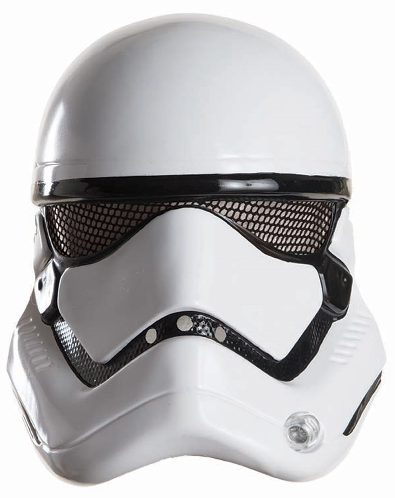 Star Wars:  The Force Awakens - Stormtrooper Half Helmet For Men