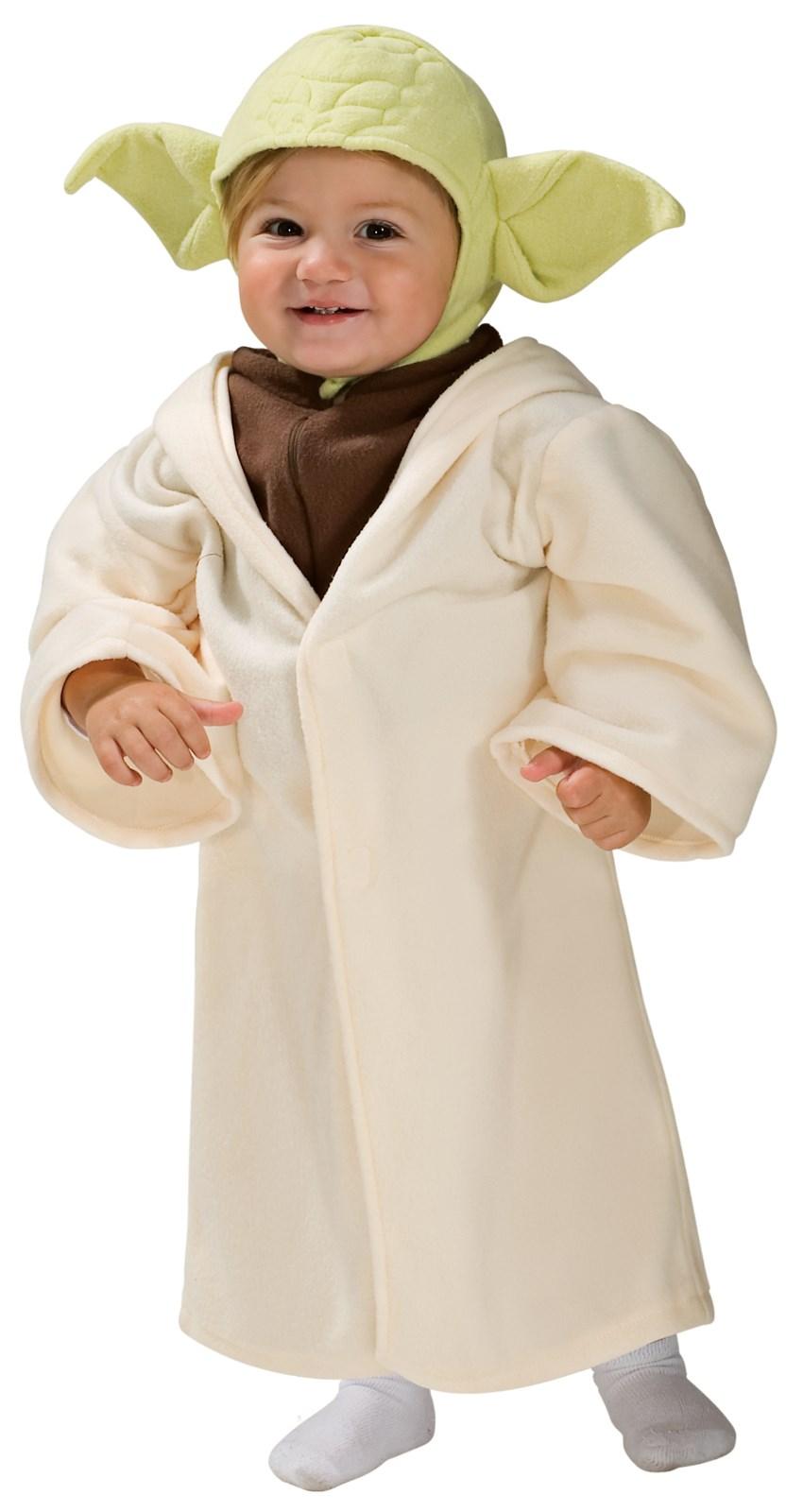 Star Wars: Toddler Yoda Costume