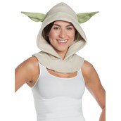 Star Wars Yoda Adult Hood