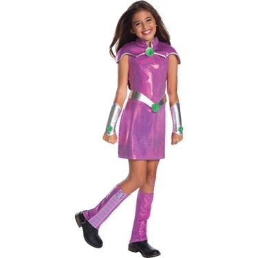 Starfire Deluxe Child Costume