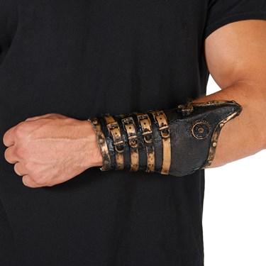 Steampunk Adult Arm Gauntlet