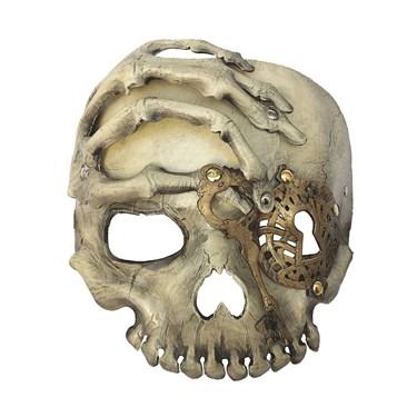 Steampunk Adult Mask- Skeleton