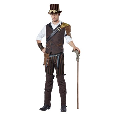 Steampunk Adventurer Adult Costume