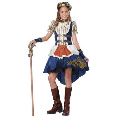 Steampunk Fashion Child Costume