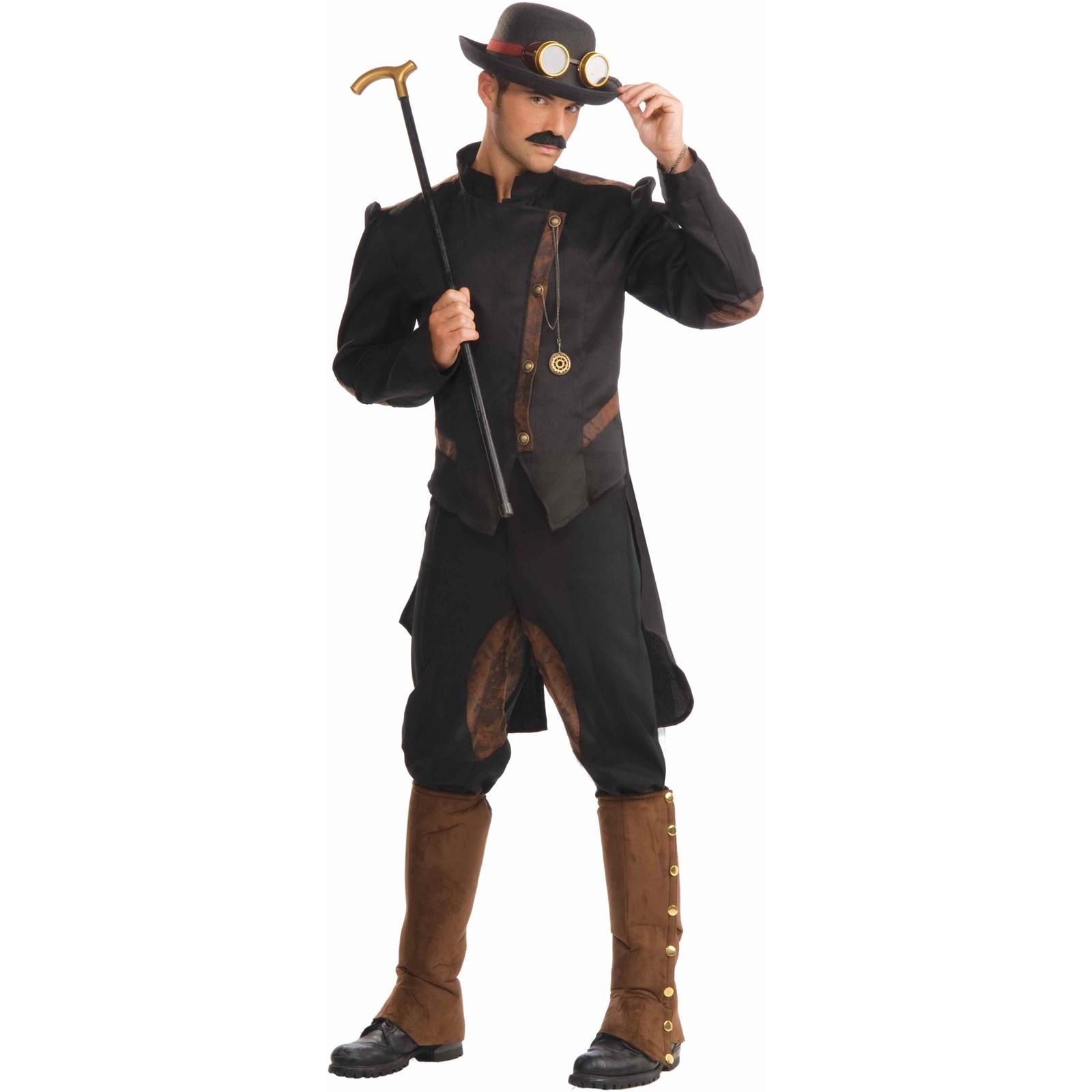 Steampunk Gentleman Adult Costume | BuyCostumes.com