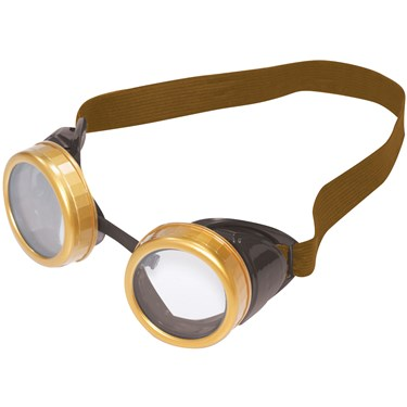 Steampunk Goggles (Brown)