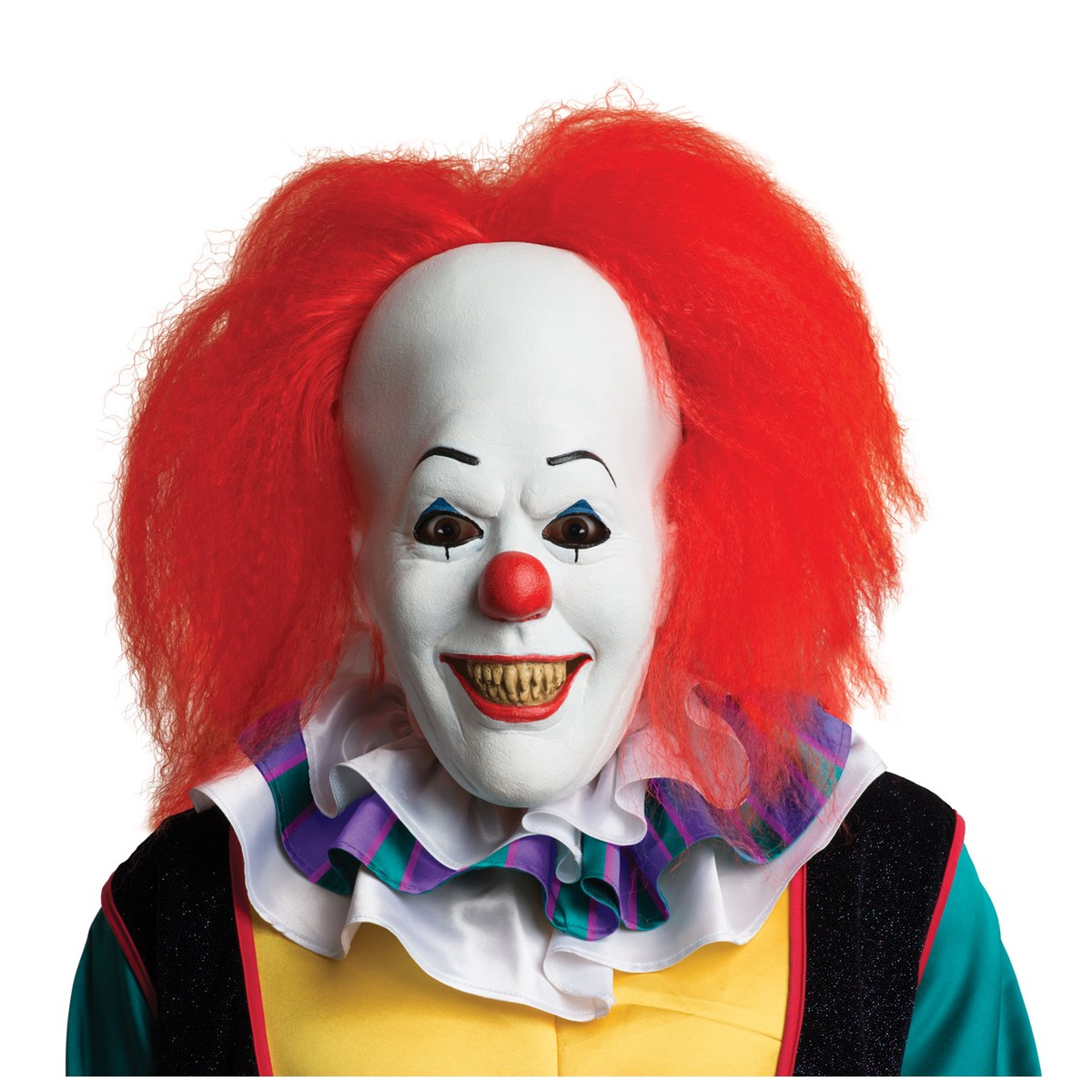 it pennywise clown mask buycostumes com