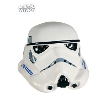 Storm Trooper Deluxe Adult Mask