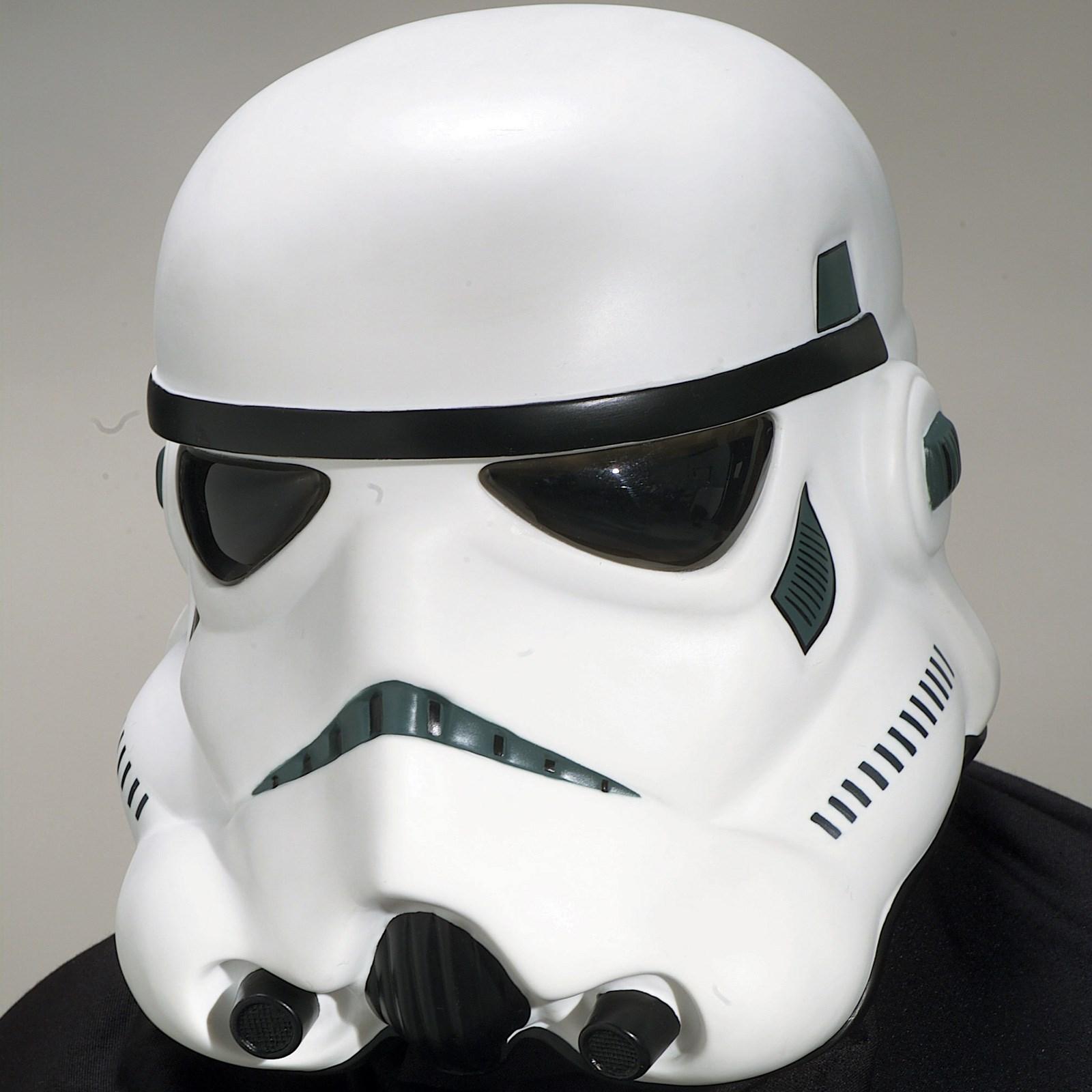 Stormtrooper Collectors Helmet | BuyCostumes.com