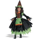 Story Book Witch Toddler Costume