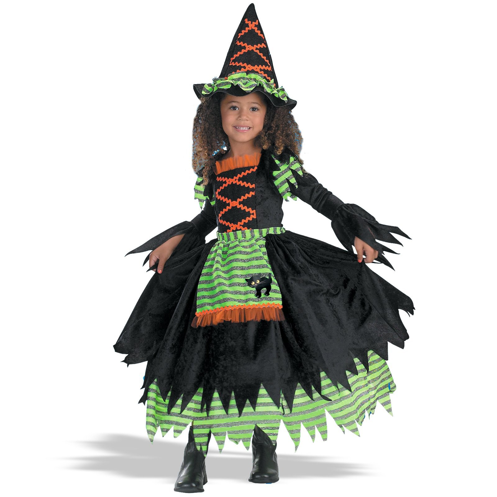 Story Book Witch Toddler Costume | BuyCostumes.com
