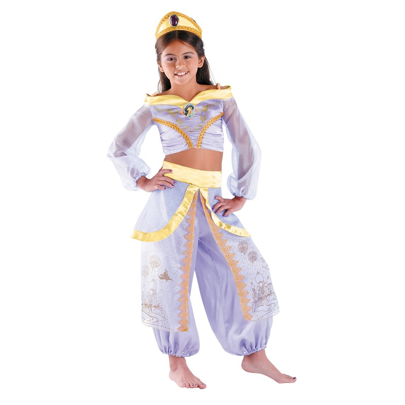 Storybook Jasmine Prestige Toddler / Child Costume ...