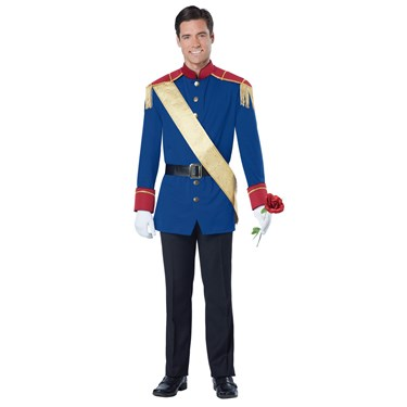 Storybook Prince Men's Costume