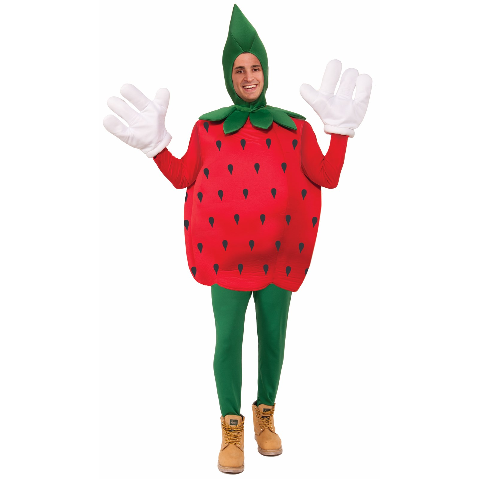Strawberry Costume for Adults | BuyCostumes.com